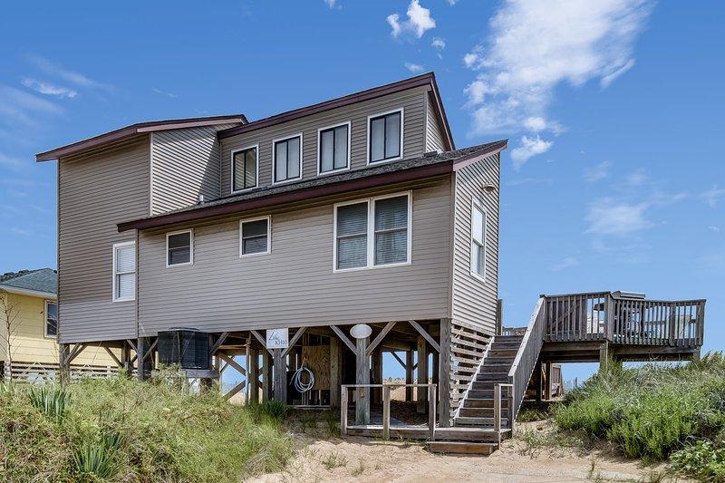 The Haven | Oceanfront | Kitty Hawk, location de vacances à Point Harbor