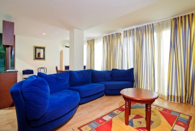 Sant Antoni de Calonge Apartment Sleeps 5 with Pool Air Con and WiFi - 5509130, holiday rental in Sant Daniel