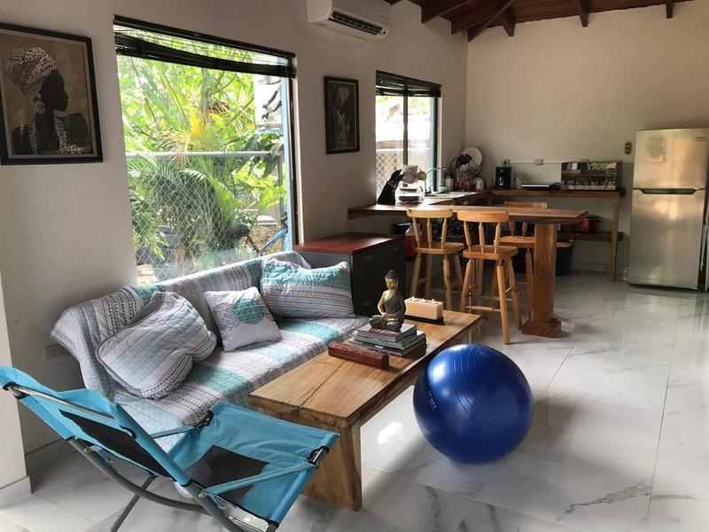 Loft Acogedor, holiday rental in Paraiso