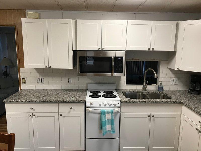 New kitchen Oct 2019
