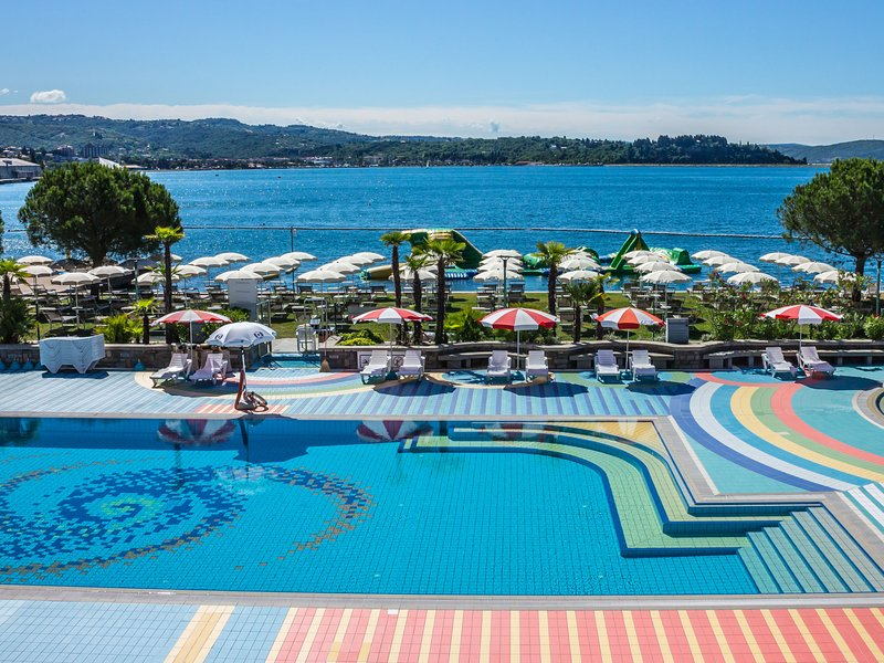 Hotel Vile Park, holiday rental in Piran