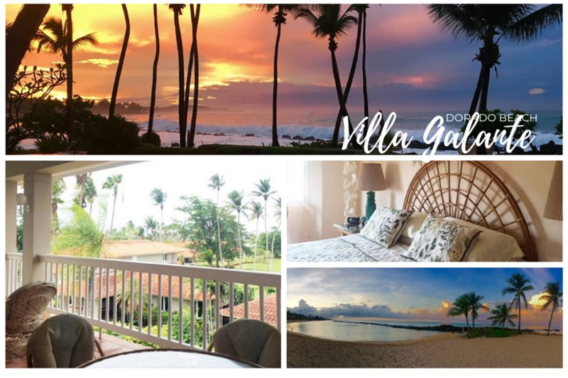 � Gorgeous 2 BDR Villa Galante at Dorado Beach, vacation rental in Dorado