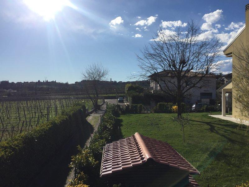 Uno sguardo sulla Valpolicella, holiday rental in Valgatara
