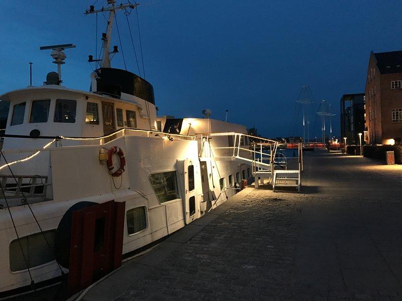 Copenhagen Houseboat, holiday rental in Copenhagen