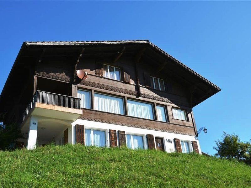 Kitty (1.+2. Stock), vacation rental in Schonried