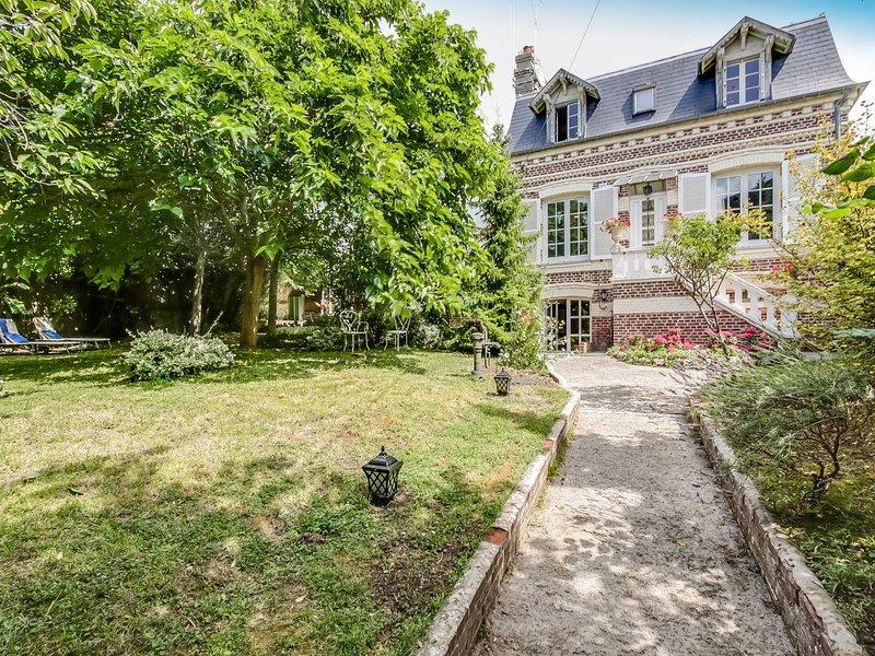 Chanteclair, holiday rental in Bonneville-sur-Touques