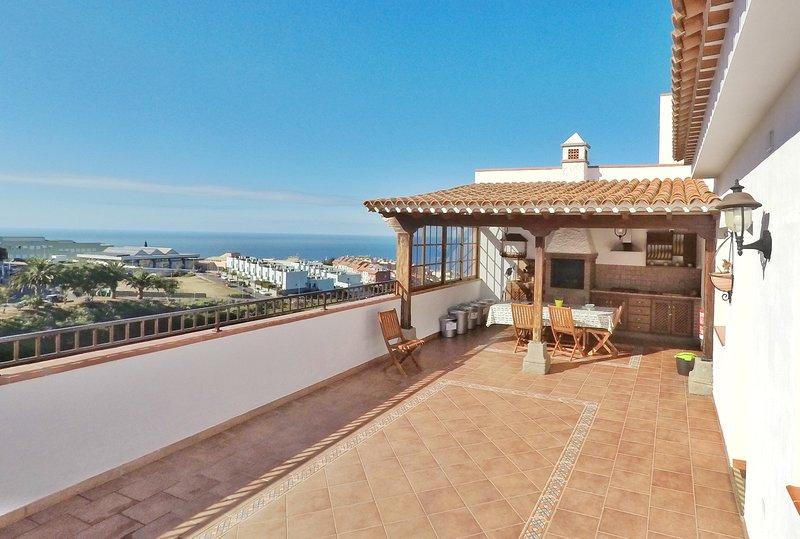 Canary Biohostel Parchita Room for one ( trekking, surf, paragliding and calm), aluguéis de temporada em Los Realejos
