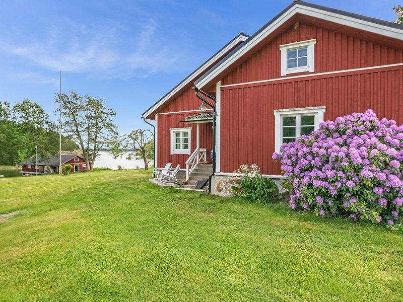 Villa nennebo, aluguéis de temporada em Raseborg Municipality