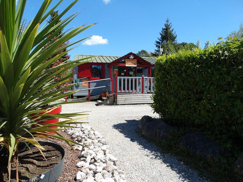 Séjours à la côte d'opale dans un Mobil Home super équipé., location de vacances à Camiers