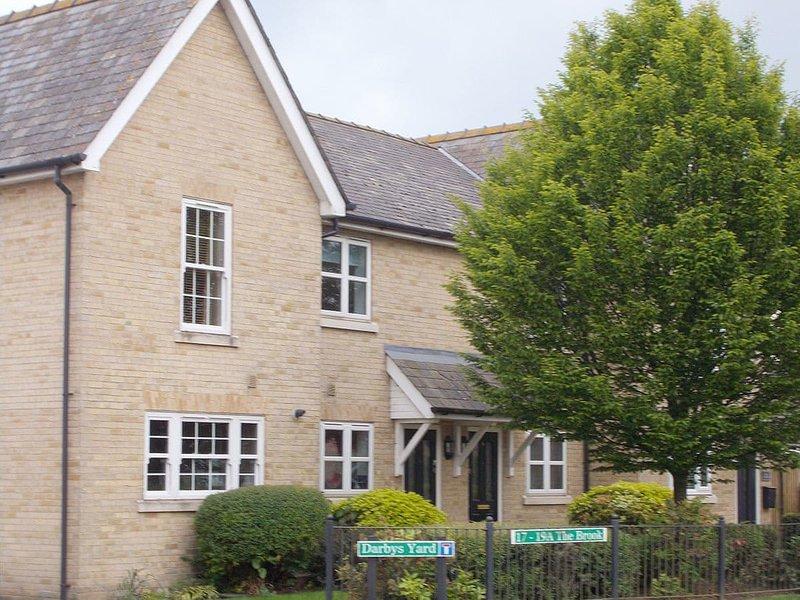 Hillsbrook House, holiday rental in Welney
