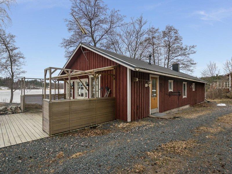 Långahuset, location de vacances à Bromarv
