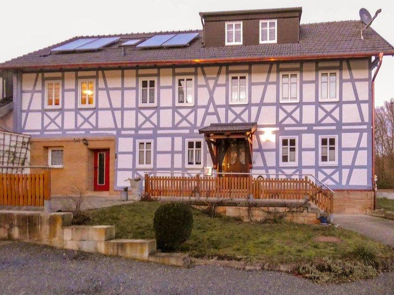 Kunzelmann, vacation rental in Burgpreppach