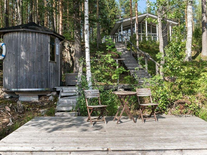 Nordic – semesterbostad i Imatra