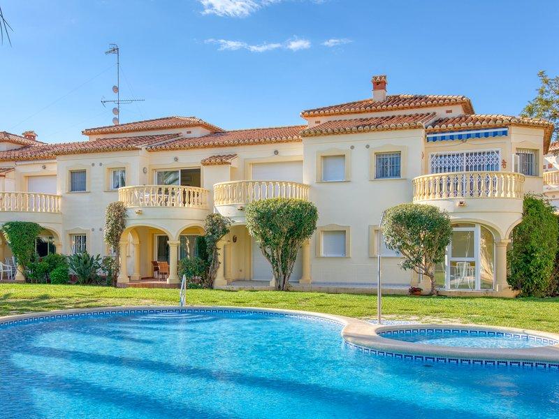 Almadrava Sol, holiday rental in Els Poblets