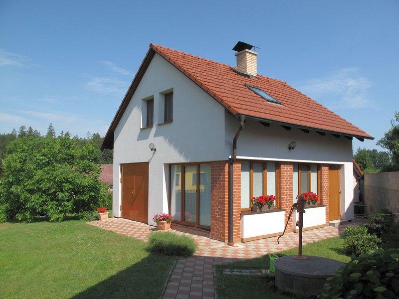Hetlín, holiday rental in Central Bohemian Region