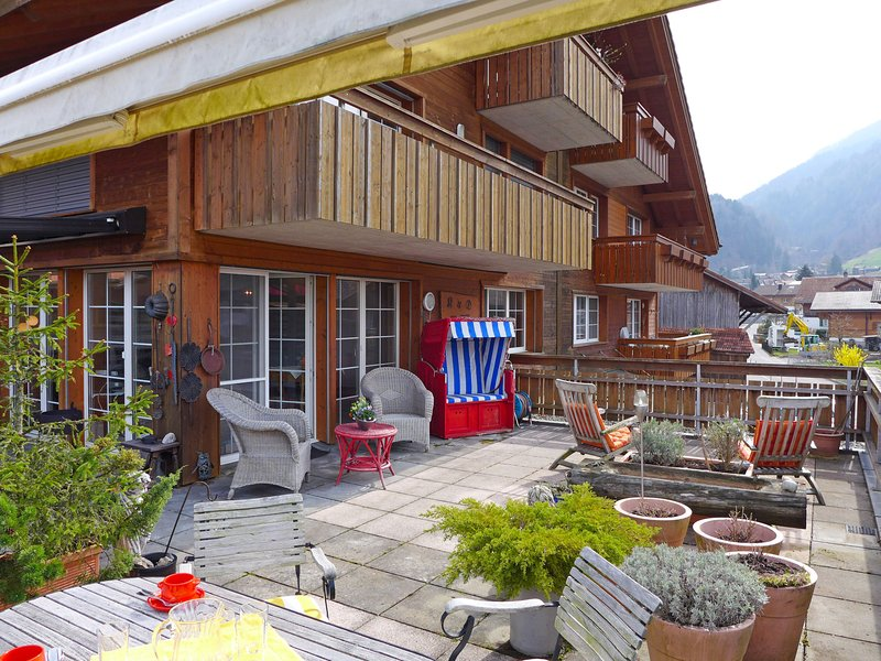 Carina, vacation rental in Gsteigwiler