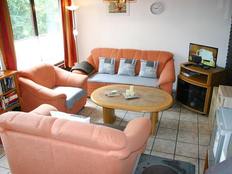Am Sternberg 105, location de vacances à Frankenberg
