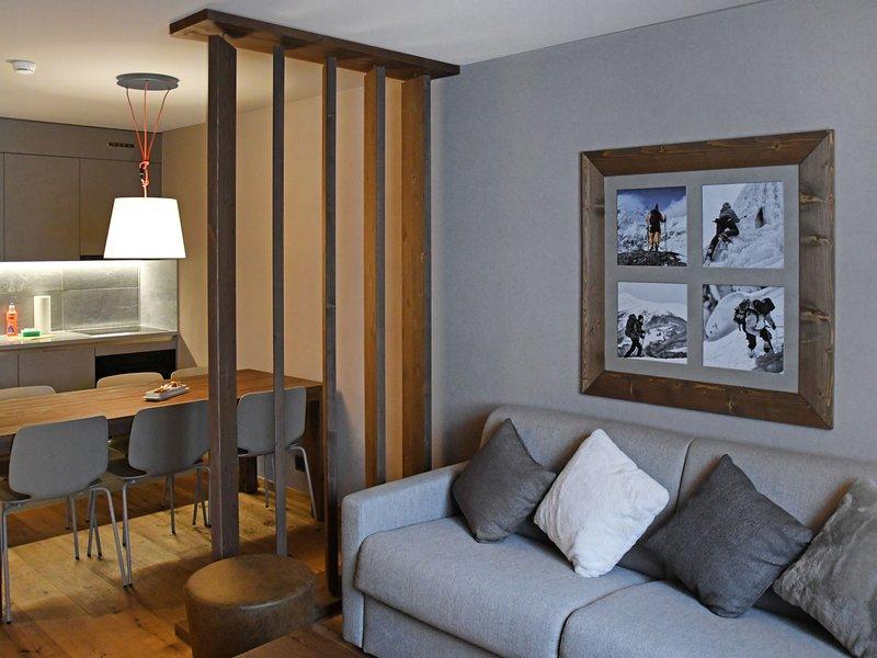 SWISSPEAK Resorts Pointe de Zinal, aluguéis de temporada em Evolene
