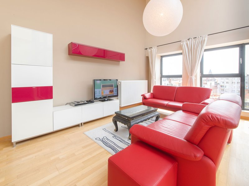 Rooftop Breeze, holiday rental in Ostend