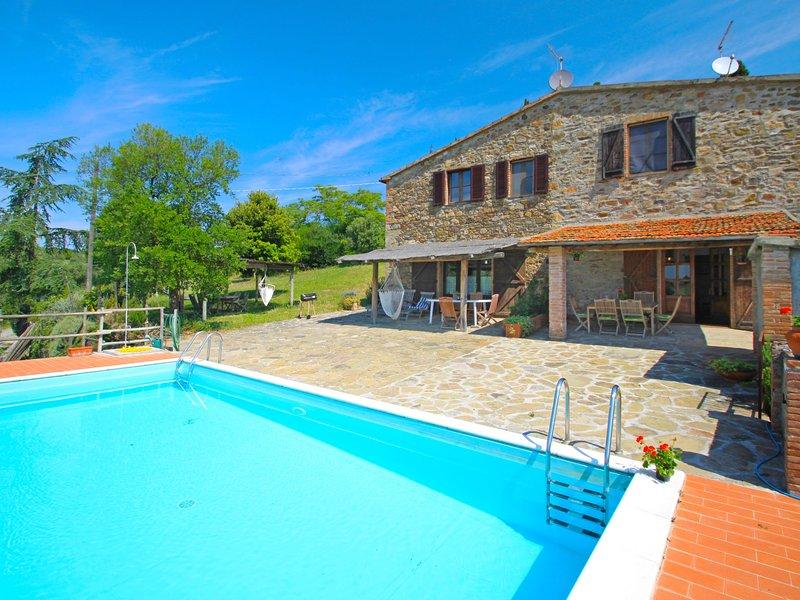 La Casetta, holiday rental in Batignano