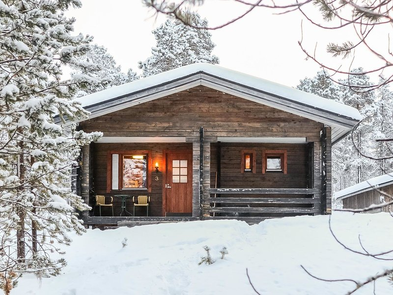 Lemmenliekki 3, location de vacances à Inari