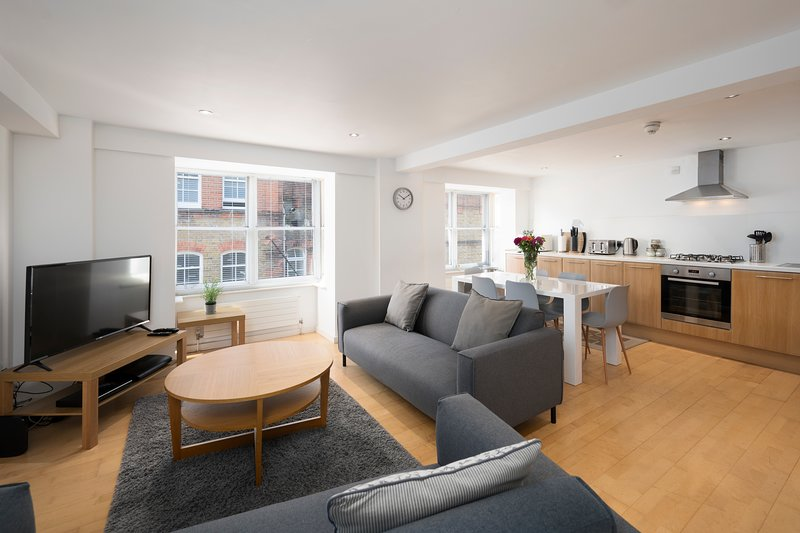 Trafalgar House Apartment Two - Central Brighton Apartment, location de vacances à Brighton and Hove