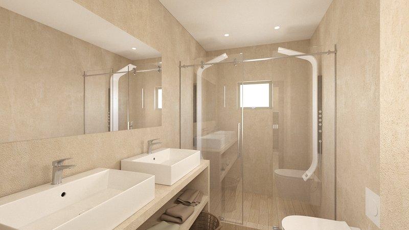 Senior Suite C1- One Bedroom Sea View-Kallia Suites Chorefto, vacation rental in Chorefto