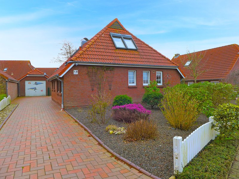 Reuse, holiday rental in Norddeich