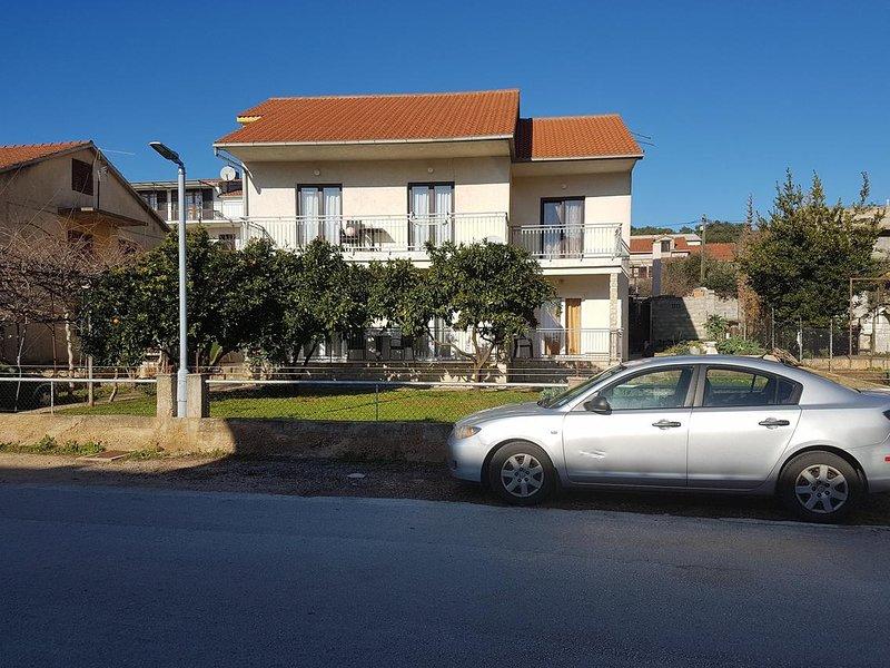 Two bedroom apartment Stari Grad, Hvar (A-16392-a), vacation rental in Rudina