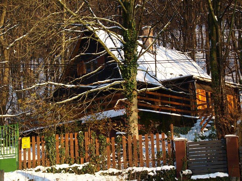 Rosehill Cabin, alquiler vacacional en Chlaba