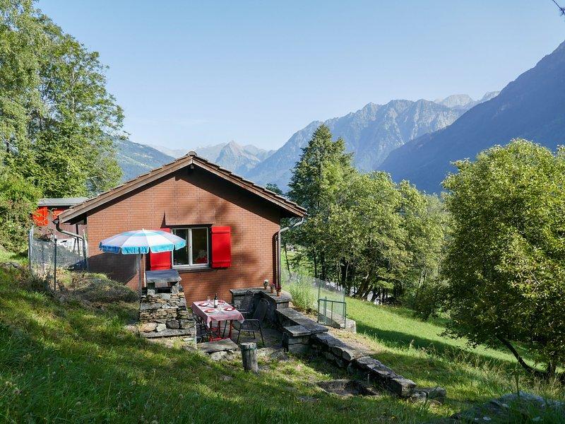 Baita Bella Vista, holiday rental in Acquarossa