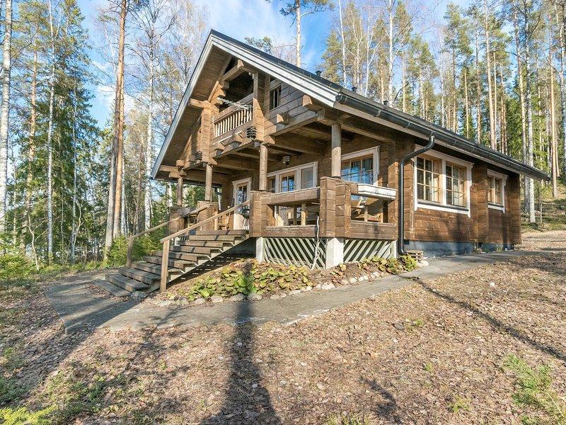 Pirttiniemi, vacation rental in Toivakka
