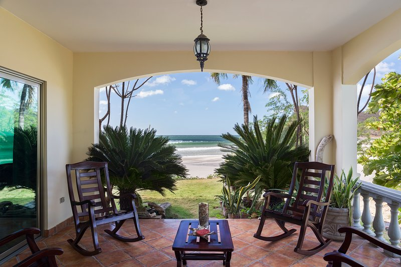 Villas Iguana Beachfront A-2, vacation rental in Popoyo