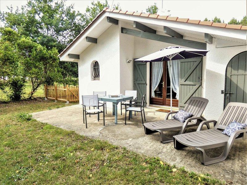 Le Fournil, holiday rental in Saint-Paul-en-Born