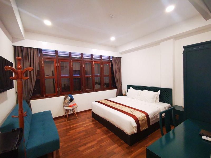 Mclane Boutique Hotel (Deluxe King), alquiler de vacaciones en Kulim