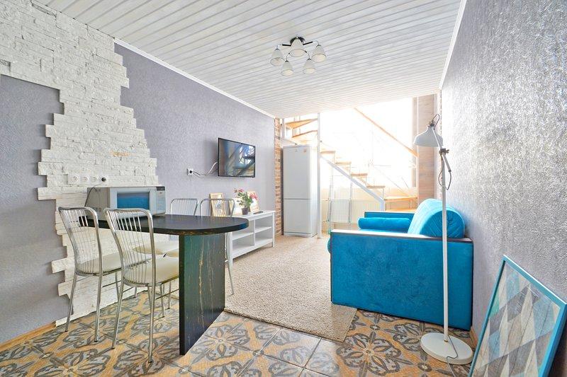 Duplex Apartments on Avtozavodskaya | Blue River, vacation rental in Sergiyevo-Posadsky District