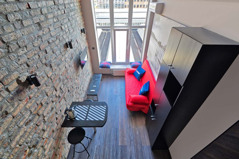 Duplex Apartments on Avtozavodskaya | 594B, holiday rental in Moscow Oblast