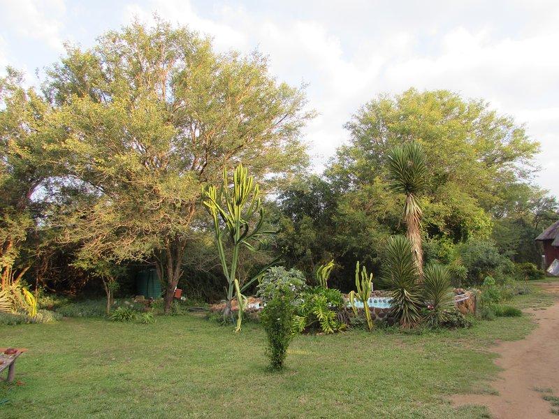 Amanzimlotzi Riverside Bush Camp, vacation rental in Guernsey Private Nature Reserve