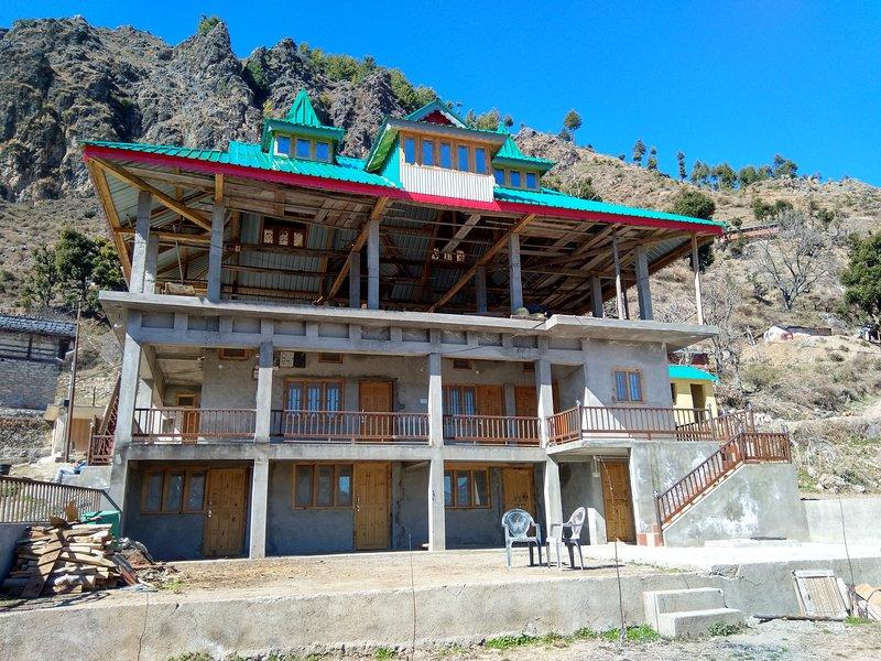 Gorcha Homestay, location de vacances à Chakrata
