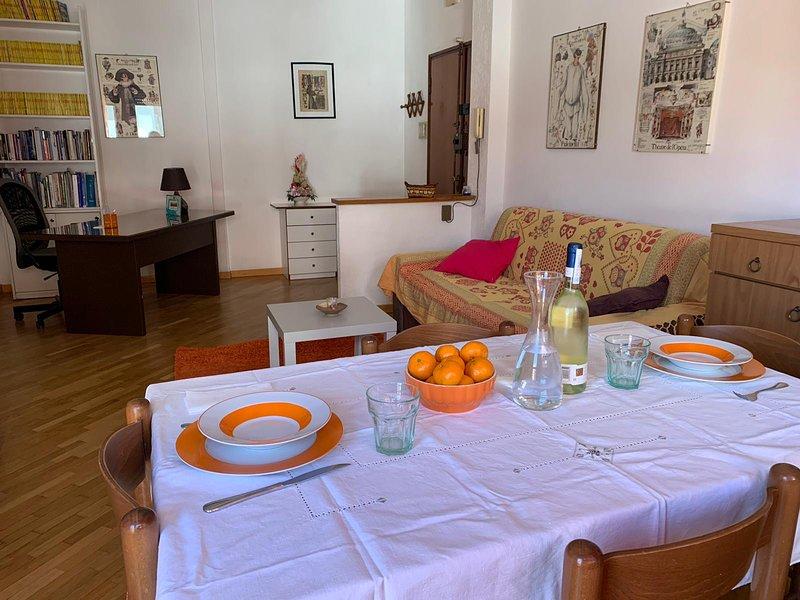 Casa Daniele, location de vacances à Lido di Castel Fusano