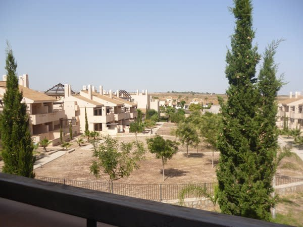 HL 016 2 Bedroom Apartment,HDA golf resort, Murcia, holiday rental in Fuente Alamo