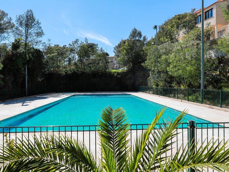les Jardins d'Azur, Ferienwohnung in Boulouris