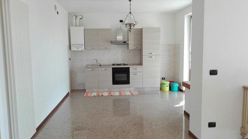 Apartment in Mirandola Bassa, location de vacances à San Vito Al Mantico
