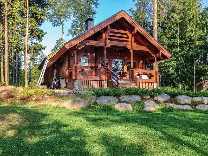 Aittomäki, vacation rental in Toivakka