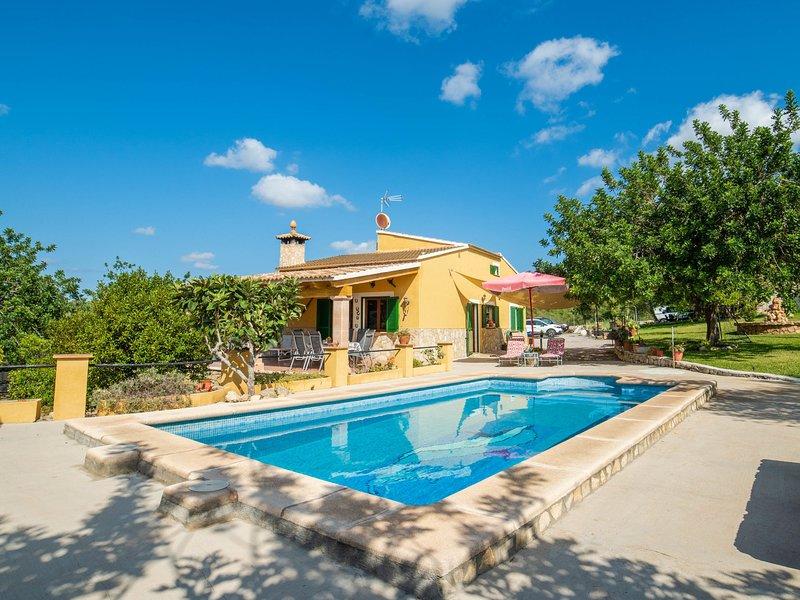 Villa Lavanda, location de vacances à Playa de Muro