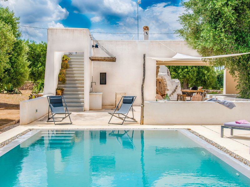 Liloudou, vacation rental in Specchiolla