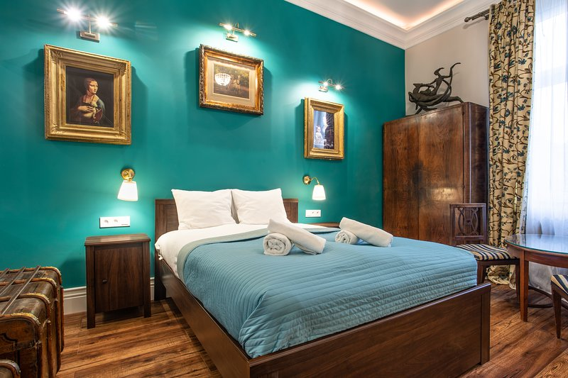 ⌘ Classic Studio | ❤ The Old Town, holiday rental in Wieliczka