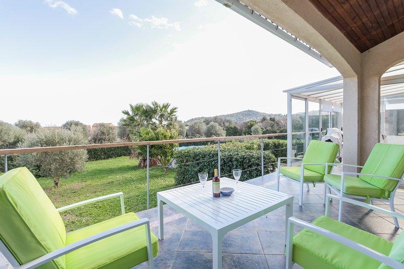 U Belleci Casale - Jolie maison à 10 min de la plage, holiday rental in Macinaggio