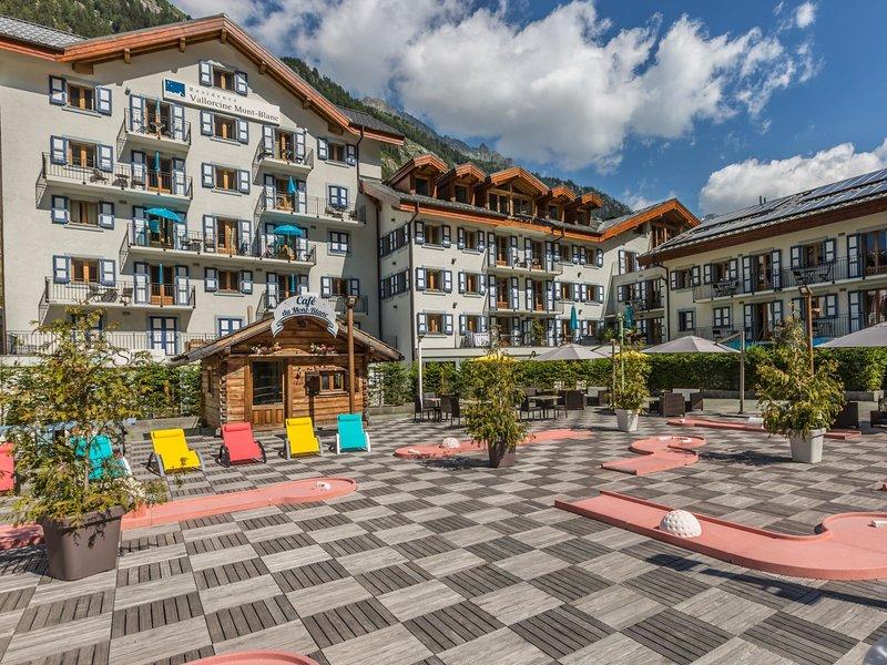 Vallorcine SPA, alquiler de vacaciones en Les Marecottes