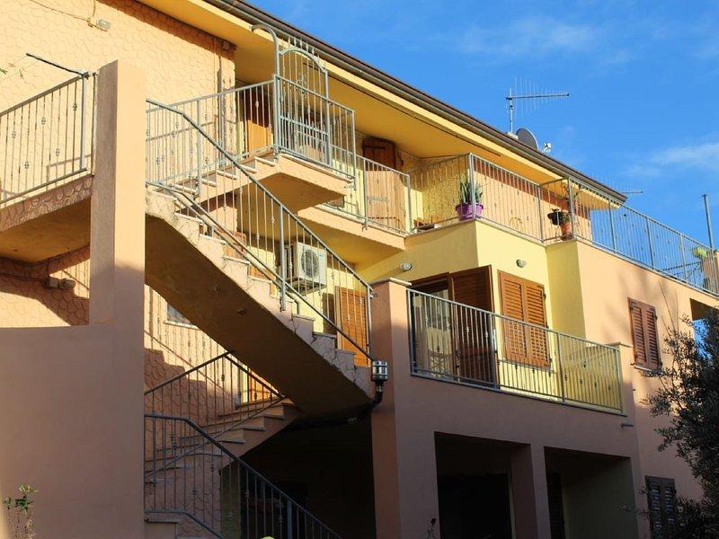 La Caletta, vacation rental in La Caletta